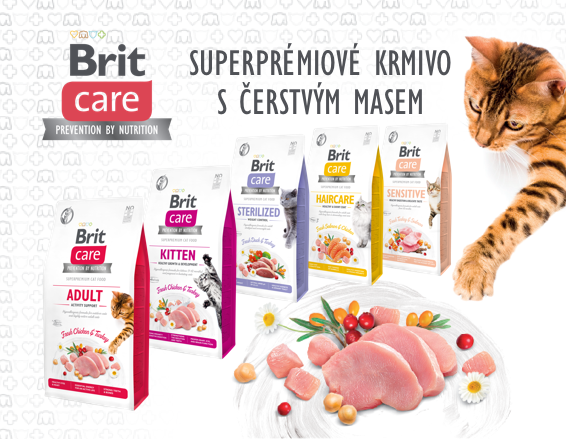 Brit Care Cat NEW