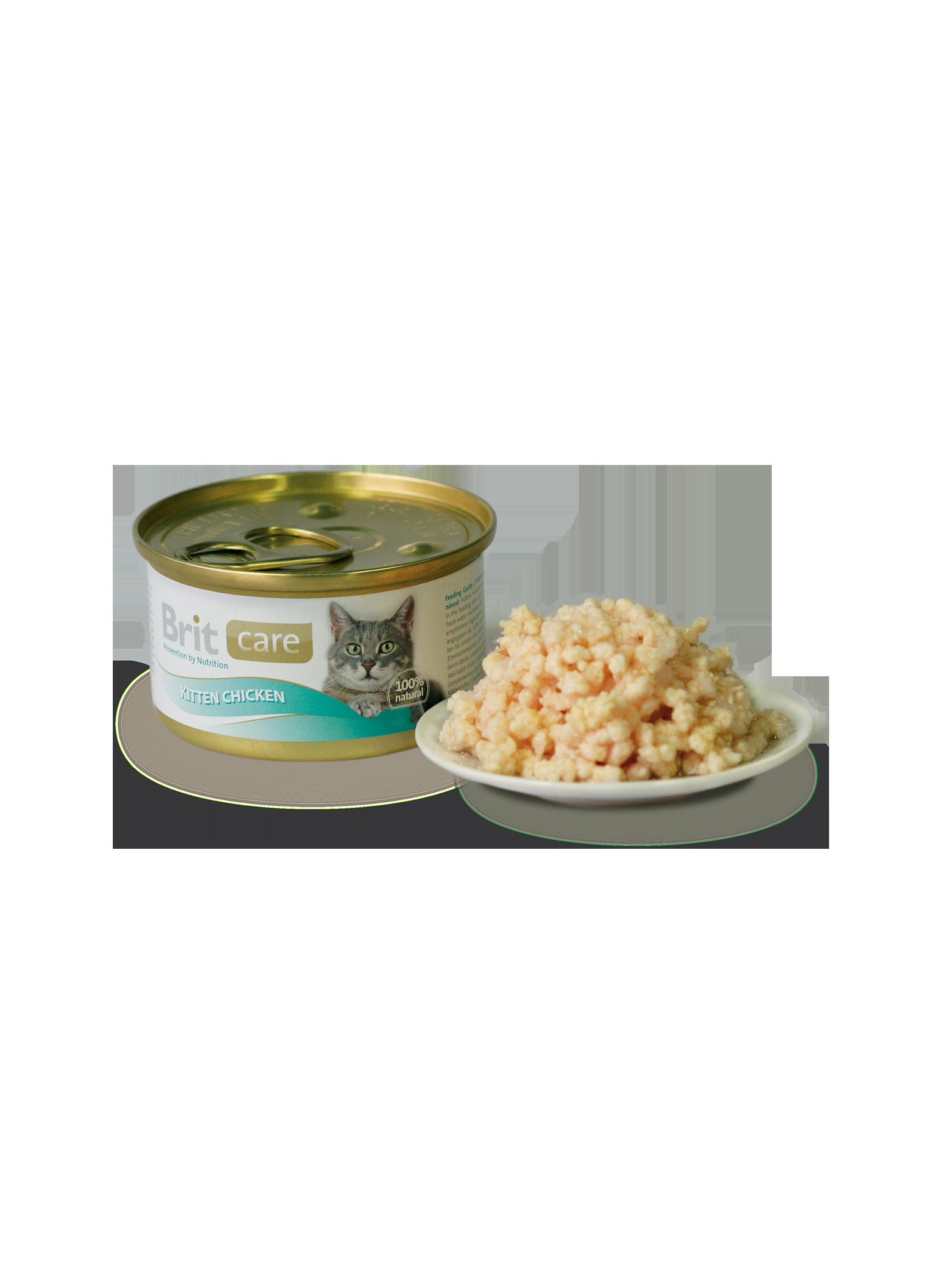 Brit Care Cat Kitten Chicken Krmivo Brit - Brit cuisine