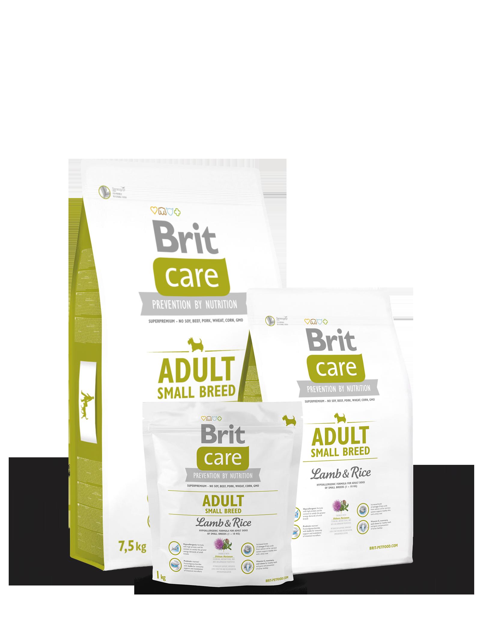 Brit Adult Small Breed